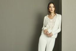 lookbook white - GIORGIO GRATI - campagna F/W 17