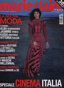 MARIE CLAIRE Italia | августейший 2017