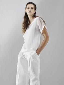lookbook white - GIORGIO GRATI - S/S 18 campaign