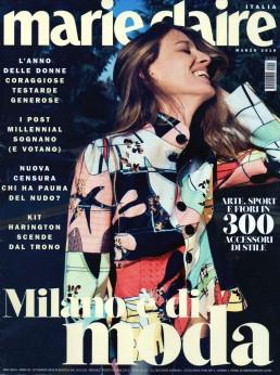 MARIE CLAIRE Italia | Marzo 2018