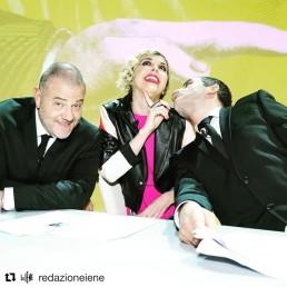 """Nadia Toffa - """"LE IENE SHOW"""" (28/04/19) Italia1"""